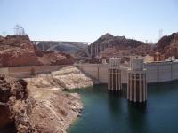 Hoover Dam nahe Las Vegas [Foto: Mirschel / NIEDblog]