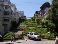 Lombard Street in San Francisco [Foto: Mirschel / NIEDblog]