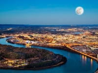 Georgia Chattanooga Downtown, Foto: Shutterstock