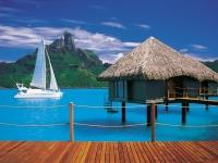 Hotel Meridien Bora Bora,  Foto: Tahiti Tourisme Deutschland