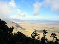 Ngorongo-Krater, Foto: Outback Africa