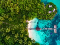 Raja Ampat island. West Papua, Indonesia.,  mariusltu