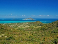 Beautiful lagoon view on Carriacou Island, pkazmierczak