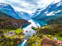 Beautiful Nature Norway aerial photography, Andrey Armyagov