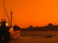 Istanbul Silhouette, Turkish Culture and Tourism Office