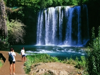 Wasserfall, Foto: Turkish Culture and Tourism Office