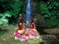 Schminkzeremonie und Kulturbräuche, Foto: Vanuatu Tourism Office
