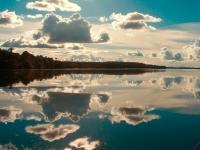 Seenlandschaft bei Bolivar [simetria perfecta, Emiliano Ricci, CC BY 2.0, flickr]