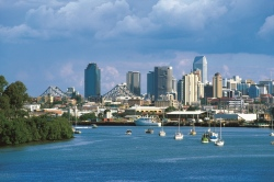 Brisbane  (Bild: Tourism Queensland)