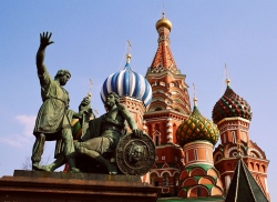 St Basil's Cathedral Moskau  (Bild: St Basil's Cathedral, Moscow, yeowatzup, CC BY)