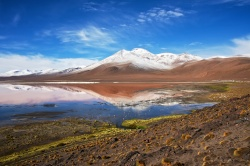 Laguna Colorada, 4.560 m, Chile  (Bild: Laguna Colorada (4.560 m), Nico Kaiser, CC BY)