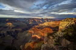 Grand Canyon Sonnenaufgang vom Hopi Point  (Bild: Hopi Point 2, Todd Petrie, CC BY)