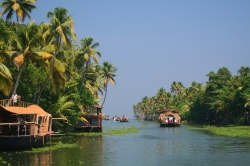 Kerala Backwaters  (Bild: Asien Special Tours)