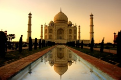 Faszination Indien  - 100 Urlaubsziele