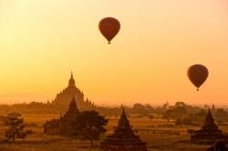 Mystisches Myanmar erkunden - 100 Urlaubsziele