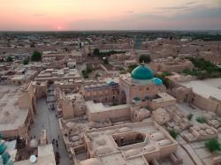 Orientalische Märchen in Usbekistan