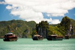 Natur pur: Abenteuer-Urlaub in Vietnam