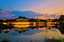 Anapji Pond in Gyeongju  (Bild: Asien Special Tours, Copyright)