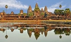Kambodscha: Zeitreise durch Asiens Schatztruhe - 100 Urlaubsziele