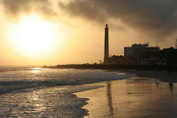 (Bild: Sunset Maspalomas 4, Tony Hisgett, CC BY)