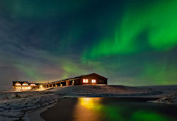 Aurora Borealis  (Bild: aurora borealis - hotel ranga, heather buckley, CC BY)