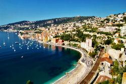 Romantik in Nizza: Perle der Côte d'Azur - 100 Urlaubsziele