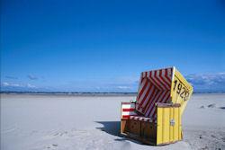 Urlaub an der Nordsee-Küste