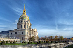 Les Invalides  (Bild: Palace Les Invalides, James Withesmith, CC BY-ND)