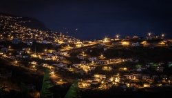 Ponta do Sol  (Bild: Night over Ponta do Sol, Madeira,  Jan Kraus, CC BY)