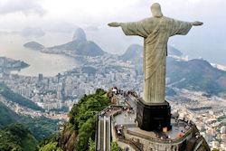 Brasilien: Samba, Strand und Regenwald - 100 Urlaubsziele