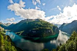 Die Schönheit Skandinaviens - 100 Urlaubsziele
