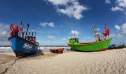 Ostsee Urlaub an der Polnischen Küste - 100 Urlaubsziele