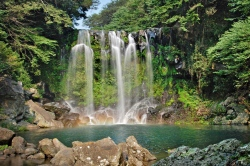 Waterfall Jejy  (Bild: Asien Special Tours, Copyright)