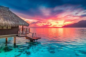Die schönsten Inseln der Südsee